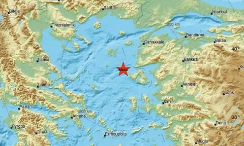 Σεισμός κοντά στη Μυτιλήνη - Αισθητός στο Βόρειο Αιγαίο (pics)