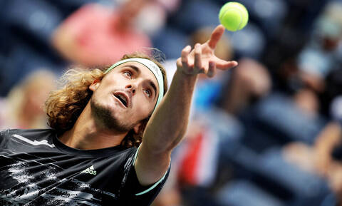 Στέφανος Τσιτσιπάς: Πρόκριση στο ATP Finals! (video)