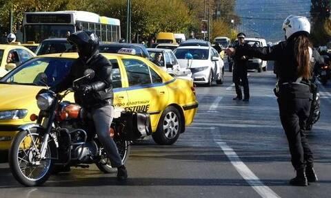 Сегодня будет перекрыт въезд в центр греческой столицы
