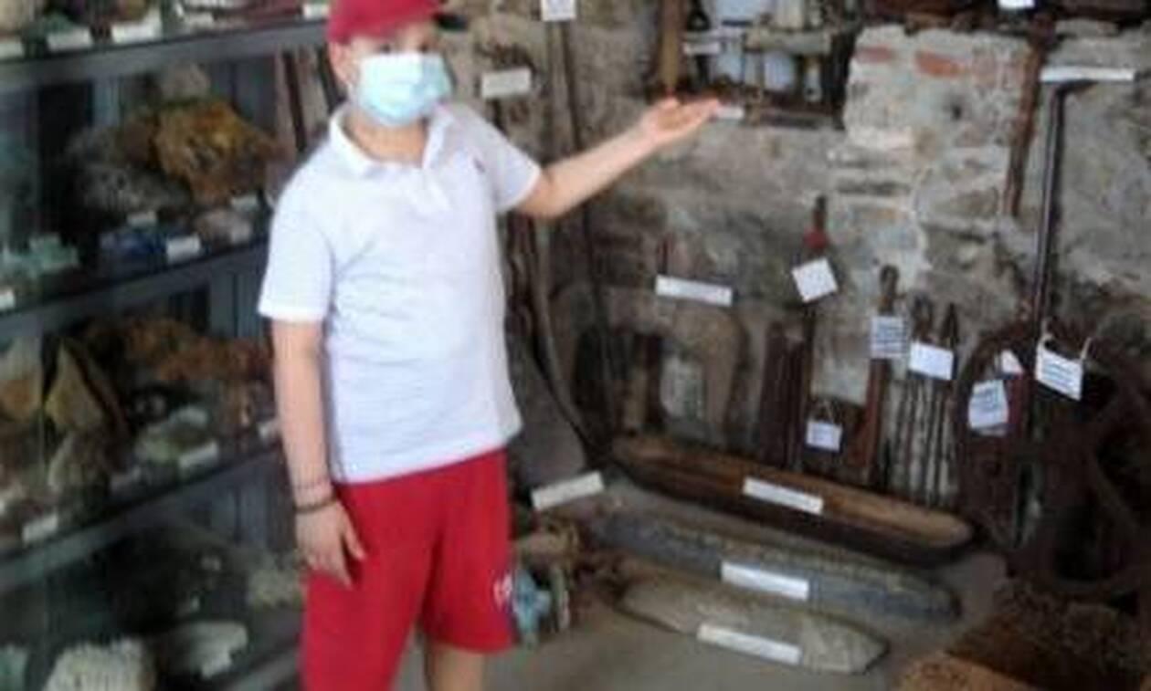 «Στηρίζω τον μικρό Γιάννη»: Έκκληση για τον 15χρονο που παλεύει για τη ζωή του