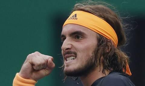 Στέφανος Τσιτσιπάς: «Τρελάθηκε» on air όταν έμαθε πως είναι στο ATP Finals