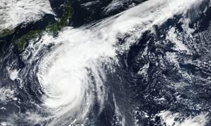 Καιρός: Η νέα προειδοποίηση του Σάκη Αρναούτογλου για τον τυφώνα Hagibis (photo)