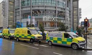 Επίθεση σε εμπορικό κέντρο του Μάντσεστερ - Αναφορές για θύματα