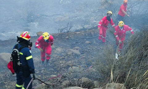 Ο Ελληνικός Ερυθρός Σταυρός για τη Διεθνή Ημέρα Μείωσης Επιπτώσεων Φυσικών Καταστροφών