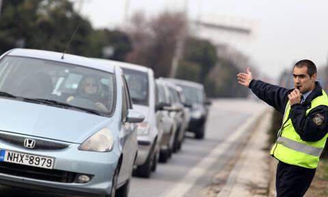 Προσοχή! Κυκλοφοριακές ρυθμίσεις στην Εθνική Οδό λόγω έργων στη Ριτσώνα