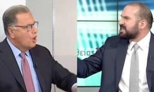 Άγριος καβγάς στην ΕΡΤ: «Σκοτώθηκαν» Τζανακόπουλος και Παναγιωτόπουλος – Διεκόπη η εκπομπή