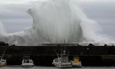 Hagibis: Πλησιάζει ο τυφώνας… τέρας! Τρόμος στους κατοίκους - Συναγερμός στη NASA