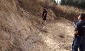 Κρήτη: Έπαθε ΣΟΚ με αυτό που βρήκε στο χωράφι του (pics)