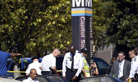 Συναγερμός στις ΗΠΑ: Επίθεση με μαχαίρι κοντά στο Καπιτώλιο