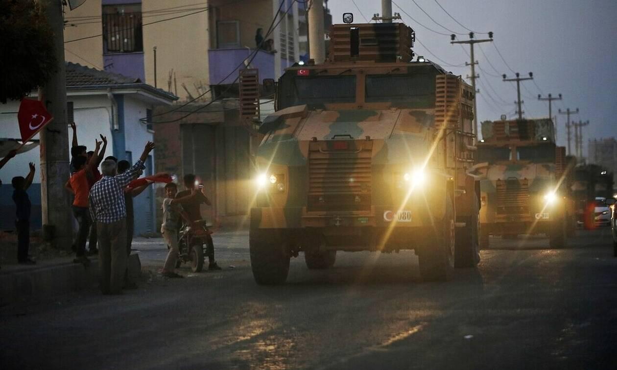 Δραματικές εξελίξεις: Οι Τούρκοι βομβάρδισαν αμερικανικά στρατεύματα στο Κομπάνι (pics)