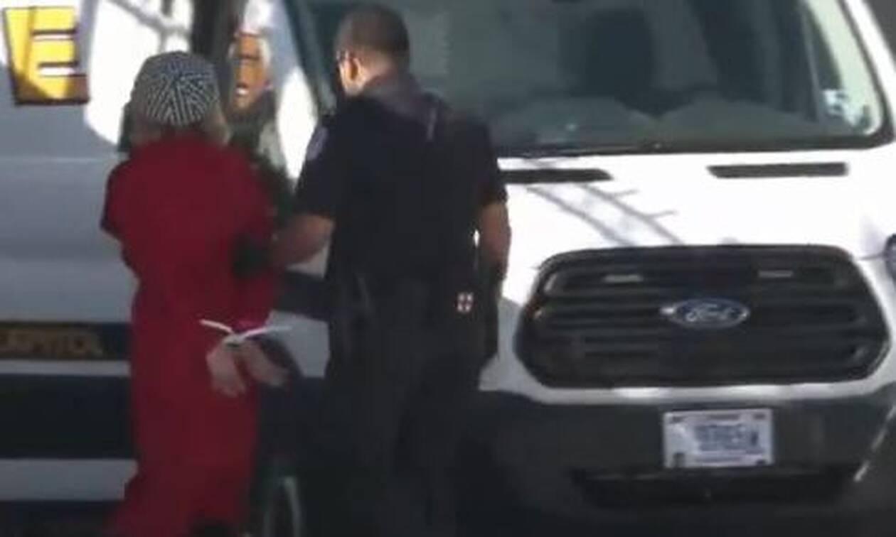 ΣΟΚ: Συνελήφθη πασίγνωστη ηθοποιός - Τι συνέβη (pics)
