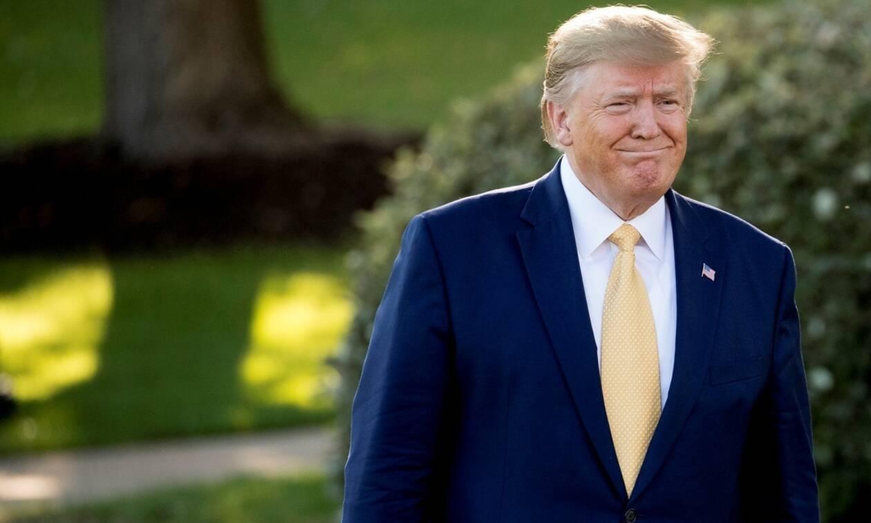 Τραμπ: Καταλήξαμε σε μία πολύ σημαντική εμπορική συμφωνία με την Κίνα