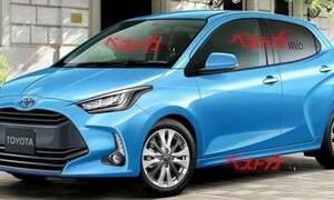 Νέο Toyota Yaris: Πρόωρη αποκάλυψη (vid)