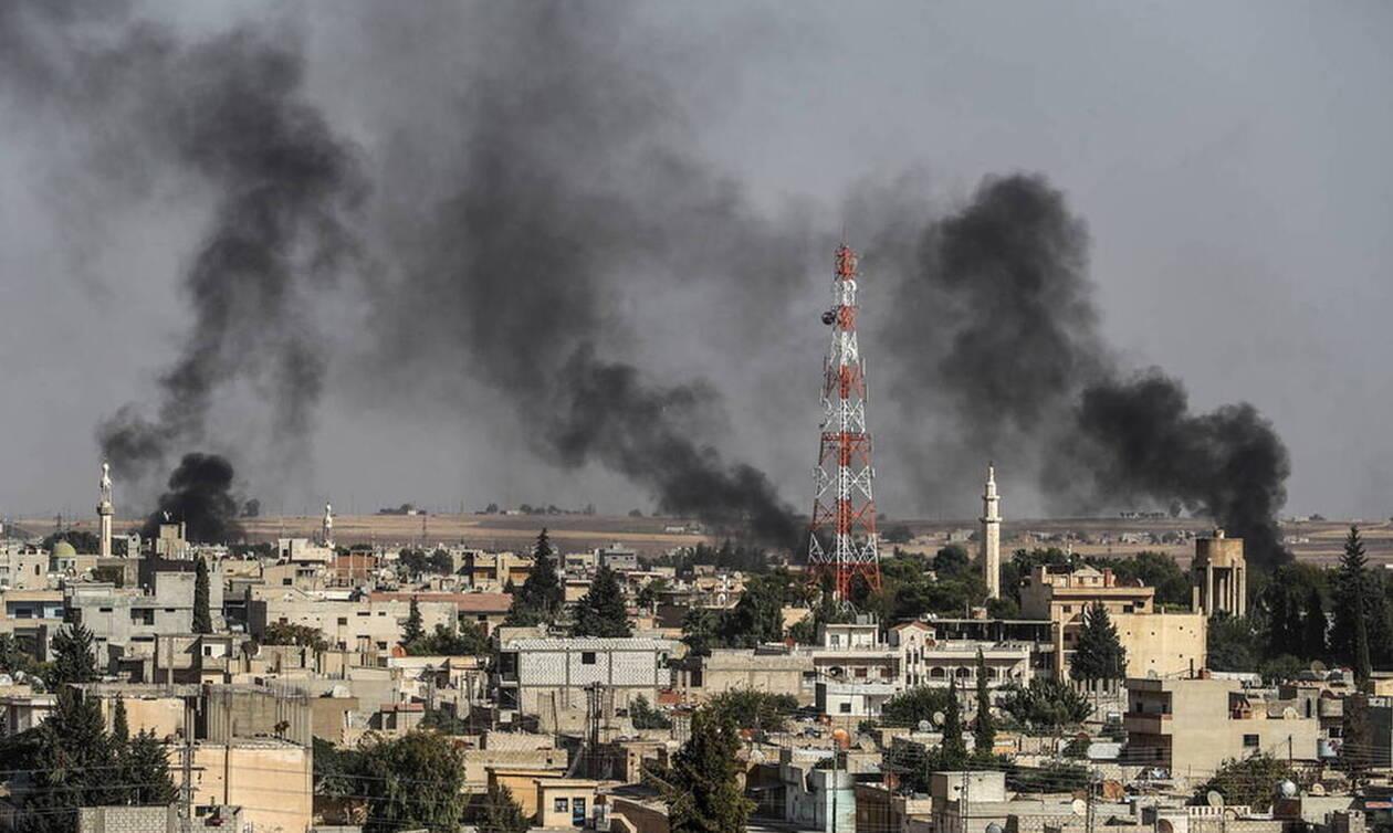 Συρία: Πυρά Τούρκων σε φυλάκιο των ΗΠΑ - Αυστηρή προειδοποίηση από το Πεντάγωνο