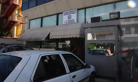 Επίθεση με μολότοφ στο αστυνομικό τμήμα Πεντέλης