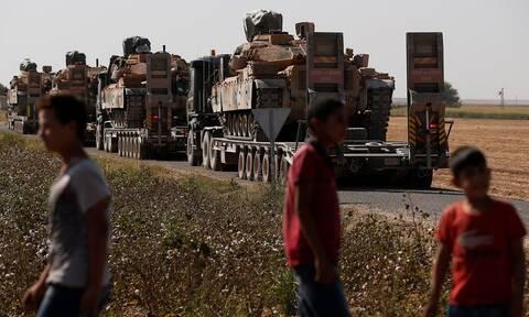 Τρόμος: Αρχίζει ο «πόλεμος» Τραμπ - Ερντογάν μετά τη γκάφα της Τουρκίας στη Συρία (pics)