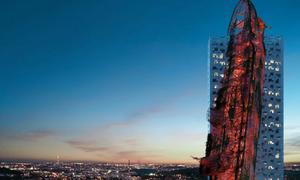 «Top Tower»: Ένας πύργος - ναυάγιο στη Τσεχία (photos+video)