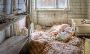 Ανατριχίλα στο Τσέρνομπιλ: Δείτε πλάνα μέσα από το νοσοκομείο της πόλης