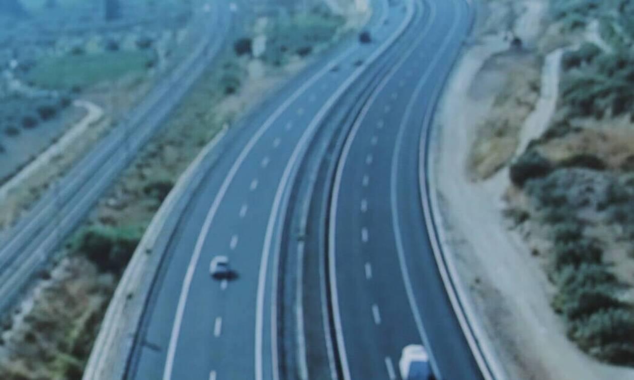 Ολυμπία Οδός: Προσοχή - Κυκλοφοριακές ρυθμίσεις από σήμερα μέχρι 25 Οκτωβρίου