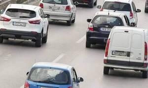 Προσοχή! Κυκλοφοριακές ρυθμίσεις στην Εθνική Οδό Αθηνών - Λαμίας