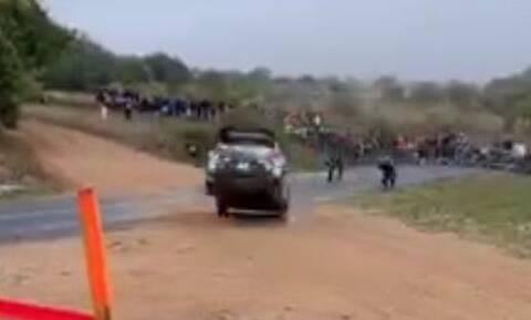 Μακελειό σε αγώνα Ράλι: Αυτοκίνητο έπεσε σε θεατές – Ένας νεκρός