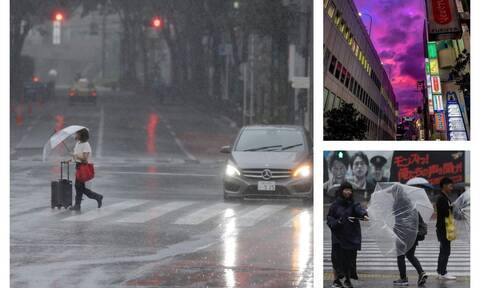 «Hagibis»: Εικόνες Αποκάλυψης στην Ιαπωνία από τον τυφώνα - «τέρας» - Νεκροί και καταστροφές