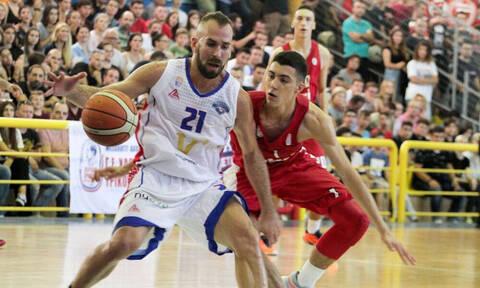 Η πρώτη ήττα για τον Ολυμπιακό στην Α2 Μπάσκετ Ανδρών!