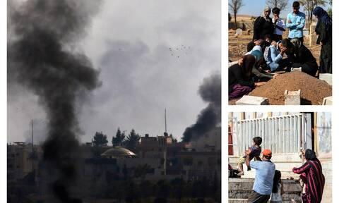 Αίμα και θάνατος στη Συρία: Εν ψυχρώ εκτελέσεις αμάχων στα σύνορα – Αδιάλλακτος ο Ερντογάν