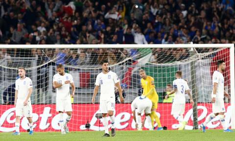 Ιταλία-Ελλάδα 2-0: Κέρδισε τις εντυπώσεις παρά την ήττα (photos)