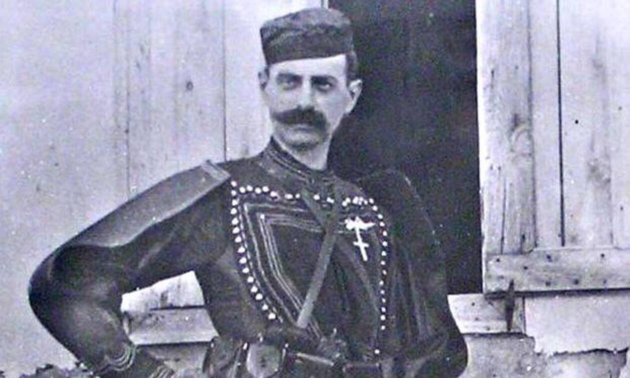 Σαν σήμερα το 1904 πέθανε ο στρατιωτικός - σύμβολο του Μακεδονικού Αγώνα, Παύλος Μελάς