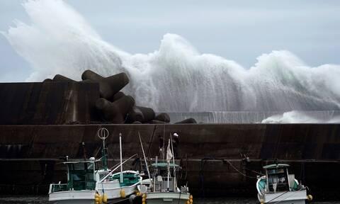 «Hagibis»: Εικόνες Αποκάλυψης στην Ιαπωνία από τον τυφώνα - «τέρας» - Νεκροί και αγνοούμενοι