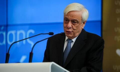 Ηχηρό μήνυμα Παυλόπουλου προς την Τουρκία: Η Ε.Ε. δεν θα ανεχθεί τις αυθαιρεσίες της Άγκυρας