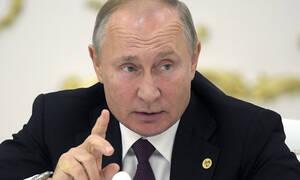 Πούτιν για Τραμπ: Δεν φταίει που δεν βελτιώθηκαν οι σχέσεις μας με τις ΗΠΑ
