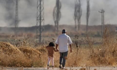 Νεκροί Συρία: Αίματα και πτώματα παντού και οι τζιχαντιστές φυγαδεύονται από τον Ερντογάν