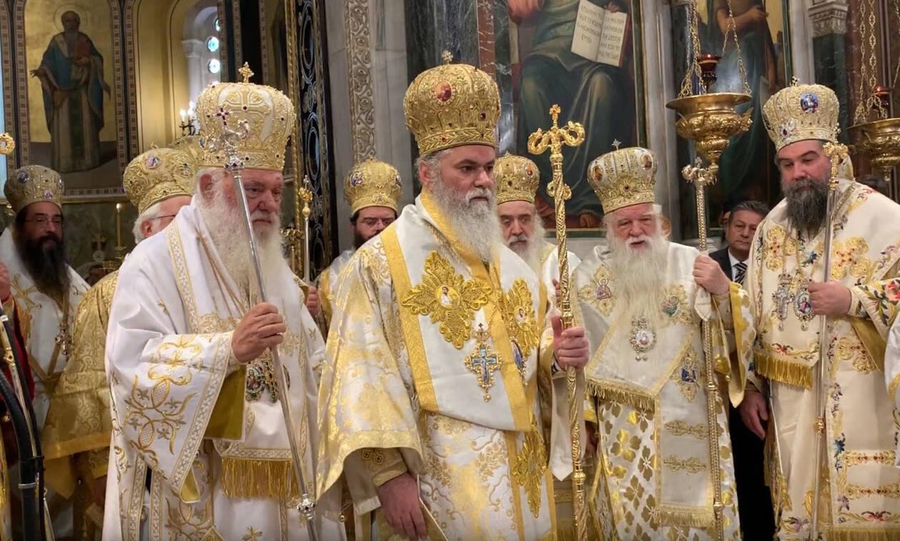 Αρχιεπίσκοπος Ιερώνυμος: Ο Κύριός μας, μάς δίδαξε και ζητάει από εμάς να είμαστε ενωμένοι