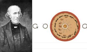 Joseph Antoine Ferdinand Plateau: 218 χρόνια από τη γέννησή του
