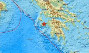 Σεισμός ΤΩΡΑ στη Ζάκυνθο (pics)
