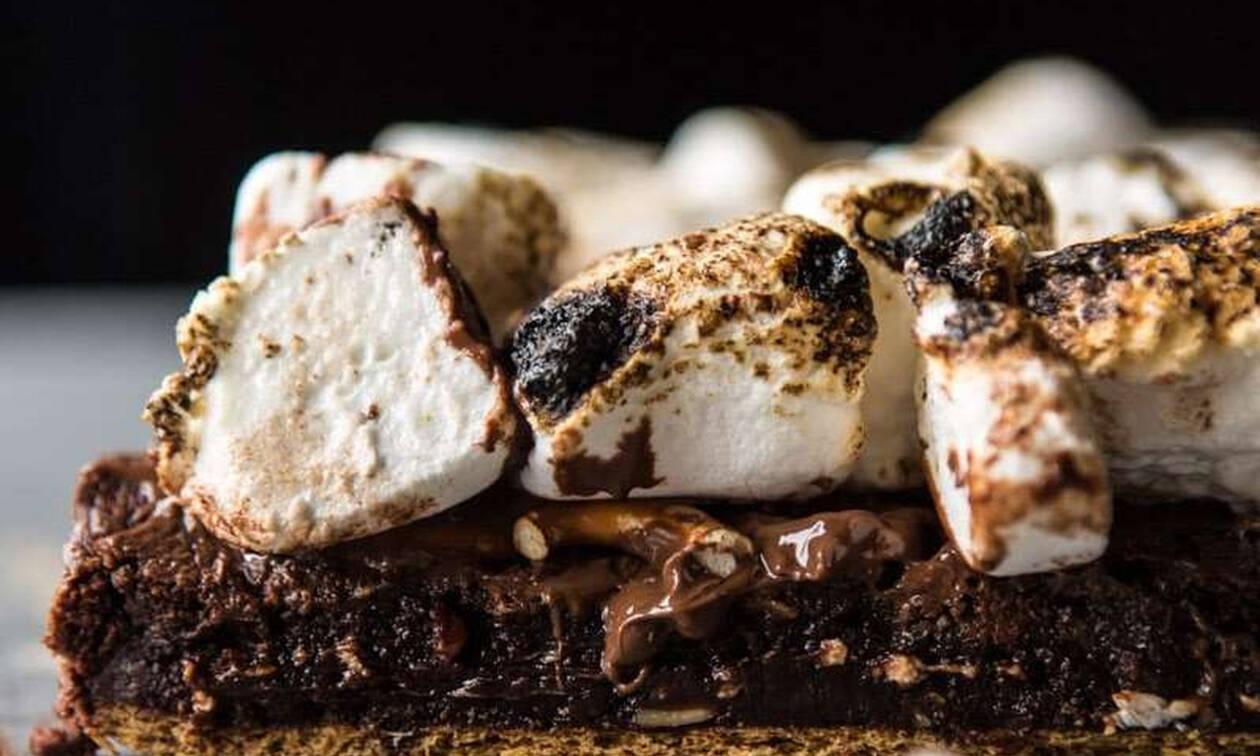 Δεν θα μπορείς ν΄αντισταθείς σε αυτό το brownies