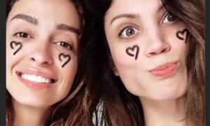 Αποκλείεται! Ελένη Φουρέιρα και Μαίρη Συνατσάκη χορεύουν ξέφρενα μαζί και ρίχνουν το Instagram