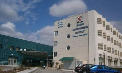 Πύργος: Ηλικιωμένος κόντεψε να πνίξει νοσηλεύτρια