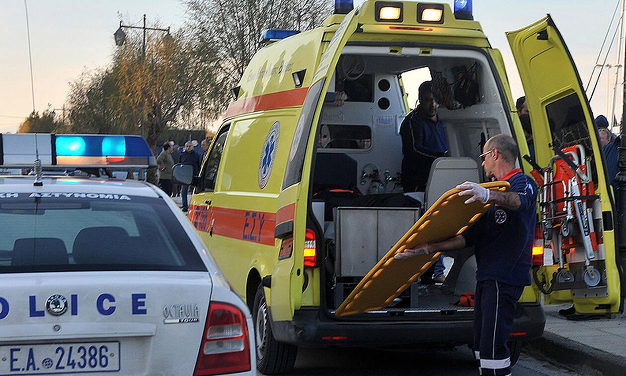 Ναύπακτος: Νεκρός 60χρονος σε τροχαίο