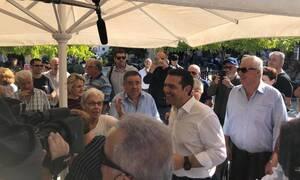 Τσίπρας από την Αχαΐα: «Καλώ τους δημοκρατικούς πολίτες να πάρουν τον ΣΥΡΙΖΑ στα χέρια τους»