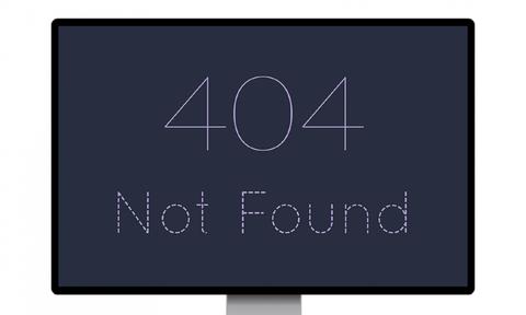 Error 404: Τι σημαίνει και πώς πήρε το όνομά της αυτή η σελίδα; (photos)
