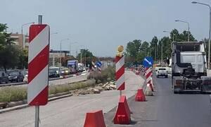 Προσοχή! Εργασίες συντήρησης στη 27η επαρχιακή οδό Θεσσαλονίκης- Ν. Μηχανιώνας