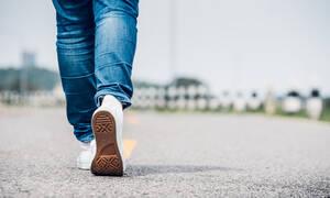 Ταχύτητα βαδίσματος: Τι δείχνει για την υγεία