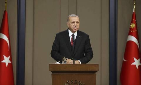 Эрдоган: Россия позитивно относится к идее освобождения Турцией города Кобани в Сирии