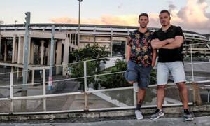 Το Football Stories πήγε στην Ολλανδία και έβαλε στοίχημα με τον Χούντελααρ! (video)
