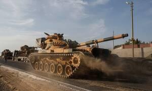 Συρία: Τουλάχιστον 160.000 εκτοπισμένοι μετά την εισβολή της Τουρκίας