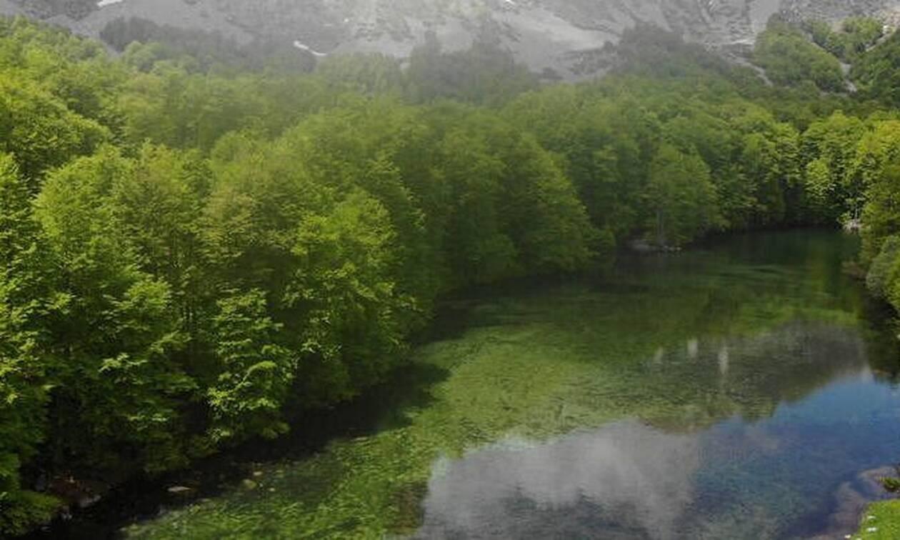 Πίνδος: Οι λίμνες που θα ζήλευαν και οι Άλπεις