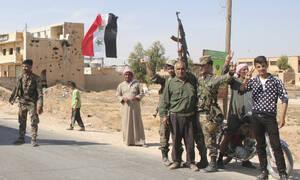 Συρία: Ο στρατός του Ασαντ μπαίνει στο κουρδικό προπύργιο της Μανμπίτζ